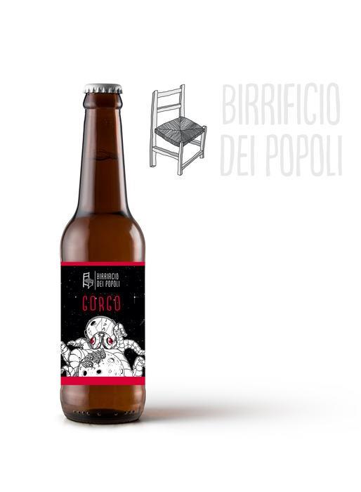 Gorgo - Birra Artigianale - Birrificio dei Popoli